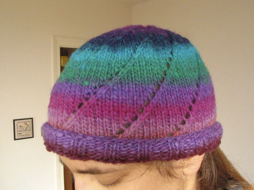 Filambulle My Noro Hat A Free Form Recipe