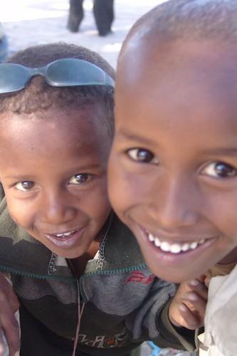 Two young Somalilanders