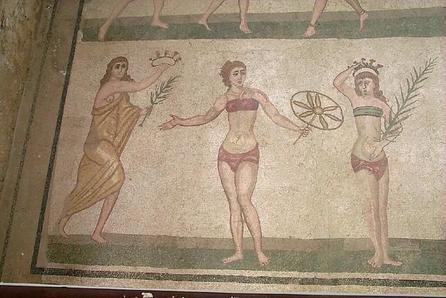 Sicily y Bikini