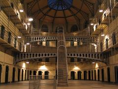Victorian Wing at the Kilmainham Gaol
