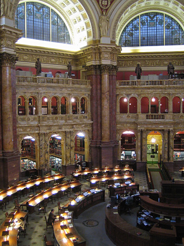 Library of Congress Reading Room 2