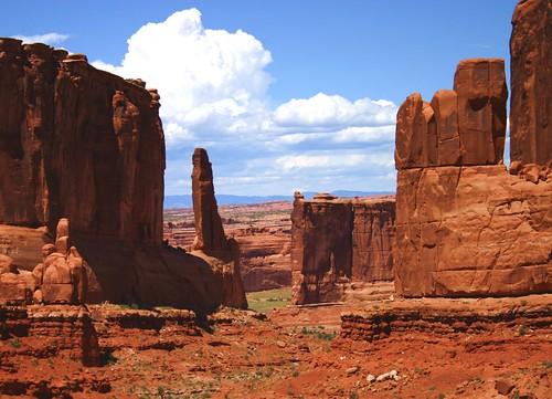 Desert erotic landscape quartet