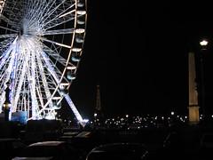 Ferris Wheel, Eiffel Tower