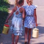 Russian girls 1989