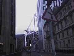Edge of the Millenium Stadium