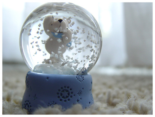 Como hacer una bola de nieve casera e books y tutoriales - Como hacer bolas de nieve ...