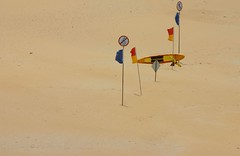 Windy Beach - by iansand