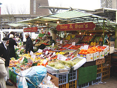 Picture of Chrisp Street Market