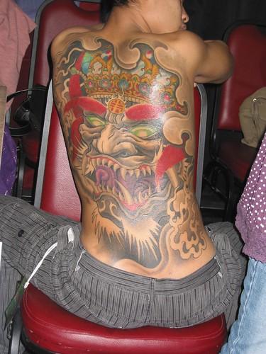 Bangkok Thailand Tattoo Arts Festival