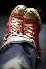 Chuck's (Kris Krug) Tags: red vancouver shoes fav50 2006 fav20 converse blogging conference fav30 chucks redshoes chucktaylors northernvoice hitops fav10 fav100 nv06 fav40 northernvoice2006 fav60 kktop20favs fav110 fav90 fav150 fav80 upcoming:event=31596 fav70 fav120 fav140 fav130 kittyfarm