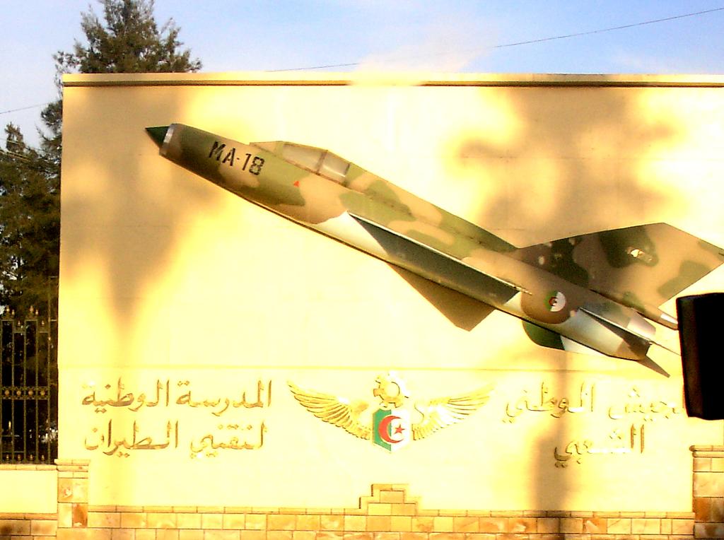 طائرة مقاتلة إعتراضية ميغ-21  MIG-21 99178035_853361c806_o