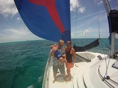 (Sara Schaub) Tags: chris baby sara sailing oliver cruising catamaran sail elliot catrina schaub manta finley neal tumbleweed circumnavigation aroundtheworld babyonboard lofgren kurowski