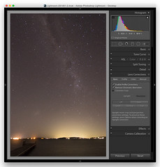 4/20: Light Pollution Milky Way Processing Tutorial (Torkn2U) Tags: night computer stars au australia valentine astro help software processing newsouthwales astronomy instructions editing nightsky guide tutorial lightpollution milkyway adobelightroom