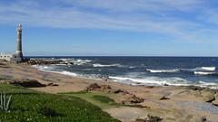Faro de Jos Ignacio (casaseneleste) Tags: friends summer costa faro uruguay surf playa arena verano brava maldonado puntadeleste joseignacio mansa 2015 casaseneleste