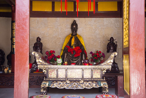 Ancient Huanglong Temple