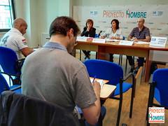 Proyecto Hombre Valladolid presenta su Memoria 2014