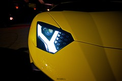 Lamborghini Aventador LP720-4 50 Anniversario (SuperCarsandSounds) Tags: wallpaper 6 cars car yellow night dark photography lights store italian head garage rich dream free wealthy 50 lamborghini sounds app supercars iphone anniversario 5s reving aventador lp7004 lp7204