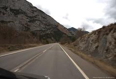 Carretera C 14 Catalunya. (Ivan Mauricio Agudelo Velasquez) Tags: auto spain running via carro andorra transporte autobhan