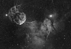 IC443 & IC444 Mosaic (tony_macc) Tags: jellyfish mosaic astrophotography ic443 astrometrydotnet:status=solved ic444 astrometrydotnet:id=nova1180209