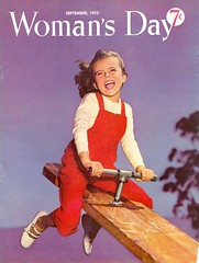 Women's Day Sep 1952 (File Photo Digital Archive) Tags: vintage advertising 1950s 50s 52 1952