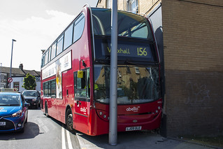 Abellio London 9493, Falcon Lane, SW11