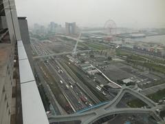 Tokyo Harbor (weaverwerx) Tags: japan tokyo tokyoharbor odaibaisland nhktvbuilding