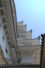 Himeji astle tiles