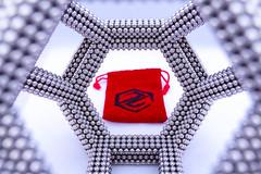 """Truncated Octahedron Frame [2] <a style=""""margin-left:10px; font-size:0.8em;"""" href=""""http://www.flickr.com/photos/101058950@N02/20270024670/"""" target=""""_blank"""">@flickr</a>"""
