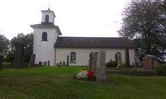 Finnekumla kyrka (Ulricehamns kommun) Tags: church kyrka ulricehamn finnekumla kyrktorn medeltidakyrka finnekumlakyrka