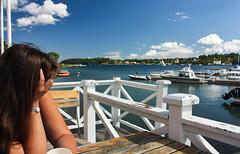 IMG_8191-1 (Andre56154) Tags: schweden sweden sverige himmel sky wolke cloud hafen harbour port boot schiff yacht ship boat wasser water