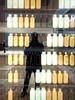 sp (Ian Muttoo) Tags: img20161209200054edit toronto ontario canada gimp ian reflection reflections bottle bottles display