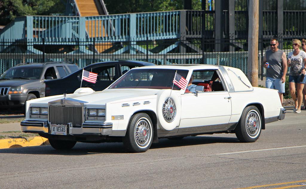 92b607131ed791 1983 Cadillac Eldorado Paris Conversion (SPV Automotive) Tags  1983  cadillac eldorado paris conversion
