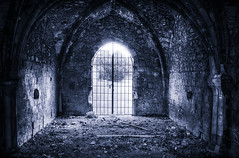 The Old Cloister (nigdawphotography) Tags: walthamabbey essex cloister abbey monks building architecture