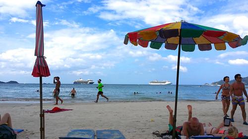 Patong Beach (Kathu,Thailand)