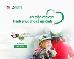 BV Thu Cúc tặng 20.000 mũ bảo hiểm cho học sinh tiểu học (thucucsaigon.vn) Tags: thu cúc sài gònthu thẫm mỹ viện cúcbệnh cúcđịa chỉ gòn hà nội