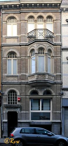 Liège / Luik -- Rue des Clarisses 14