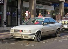 1994 Audi 80 1.6 (Spottedlaurel) Tags: audi 80