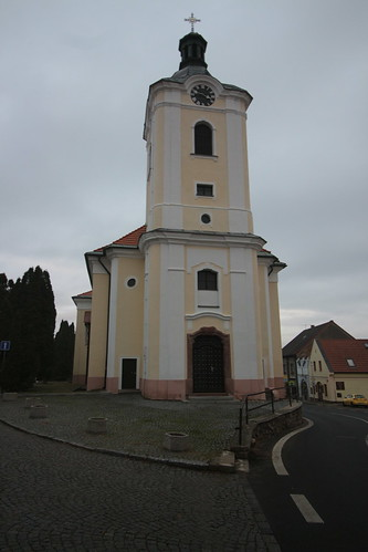 Divišov, kostel (1)