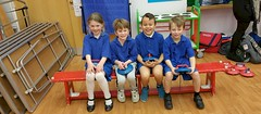 Hawkhurst CEP School Curling Team - Runners Up 2017