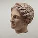 museo di Villa Giulia - testa di donna in terracotta
