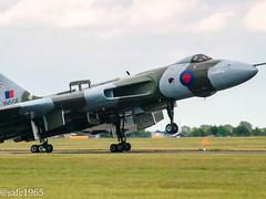 Vulcan 2011 Waddington (safc1965) Tags: vulcan bomber raf waddington airshow 2011