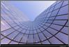La Défense (François Leroy) Tags: françoisleroy france paris défense puteaux hauts seine architecture batiment tour geometrie lignes perspectives courbes violet