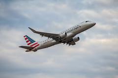N440YX (rduspotter1) Tags: american ae ejet embraer e175 republic airways eagle rdu krdu n440yx
