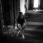 Boudoir. Model: Anja. Photo: Nostalgia.si