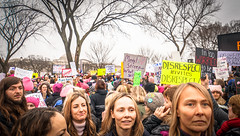 2017.01.21 Women's March Washington, DC USA 00107