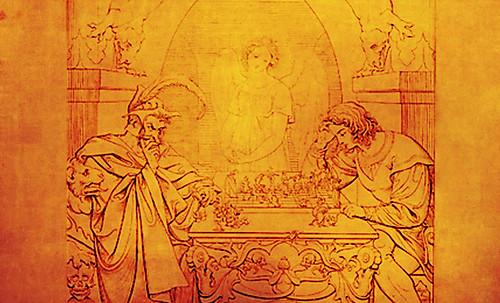 """Iconografía del medievo / Colección de alegorías y símbolos • <a style=""""font-size:0.8em;"""" href=""""http://www.flickr.com/photos/30735181@N00/32381866562/"""" target=""""_blank"""">View on Flickr</a>"""