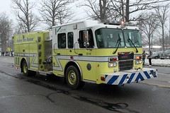 Cleveland Airport System Fire Department (Seluryar) Tags: cleveland airport system fire department kcle arff engine truck