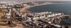 Agadir pano (1 of 1) (Jan Herremans) Tags: africa morocco port agadir industrial estate motorway