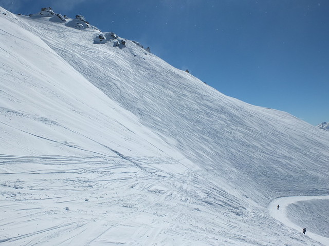 The Summit Slopes, Treble Cone Wanaka NZ (9 Sept 2013)
