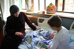 IR Jordan Hospital care program for injured Syrian Refugees